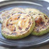 思わず笑顔になる【幸せレシピ】簡単おいしい丸ズッキーニのステーキ